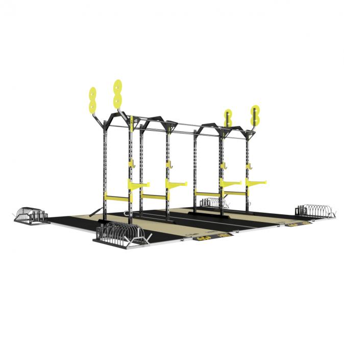 Hes, Power rack, Powerlifting, Przygotowanie motoryczne