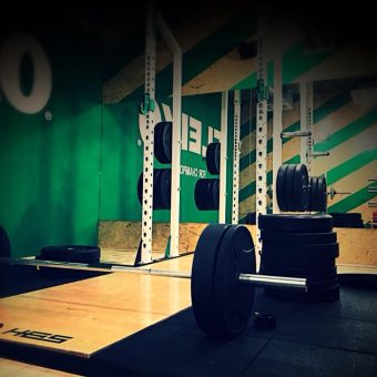 Crossfit, Hantle, Power rack