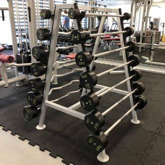 Crossfit, Hantle, Power rack