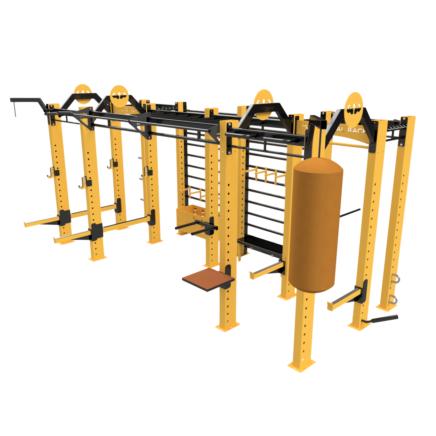 Konstrukcje Functional i Cross Rack
